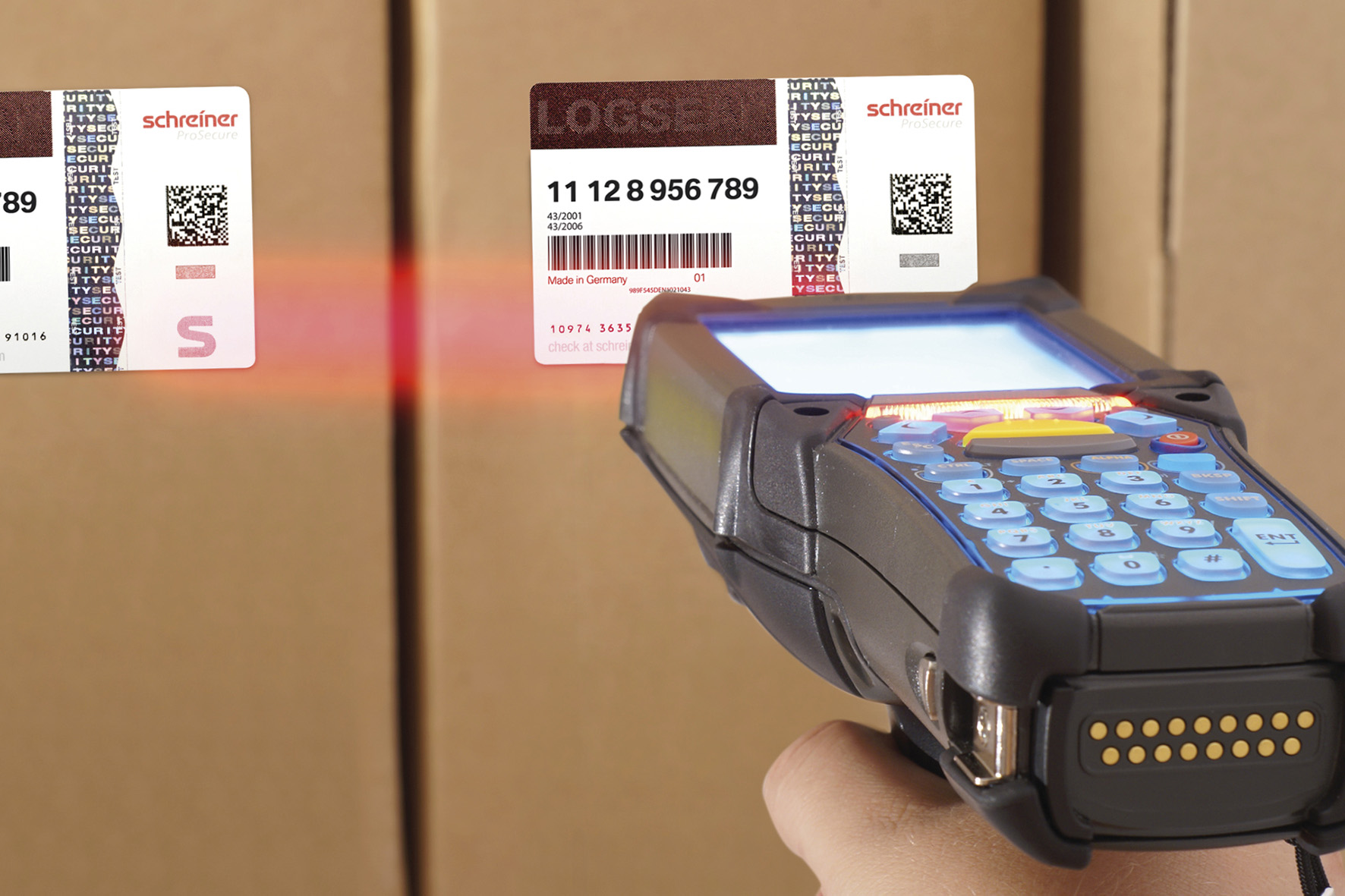 hanover fair enhanced security for integrated industry schreiner